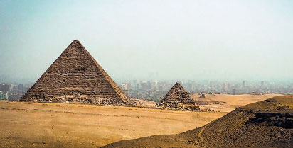 the economy of ancient egypt relied most heavily on